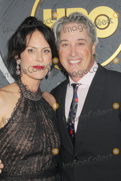 Annabeth Gish, Wade Allen Photo - Annabeth Gish, Wade Allen 09/22/2019 The 71st Annual Primetime Emmy Awards HBO After Party held at the Pacific Design Center in West Hollywood, CA Photo by Izumi Hasegawa / HollywoodNewsWire.co