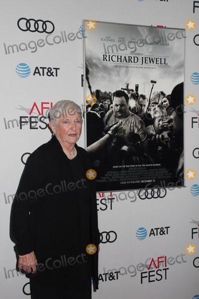 "Jewel Photo - Barbara Bobi Jewell 11/20/2019 AFI Fest 2019 Gala Screening ""Richard Jewell"" held at the TCL Chinese Theater in Los Angeles, CA Photo by Izumi Hasegawa / HollywoodNewsWire.co"
