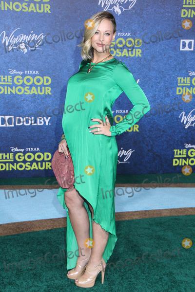 "Alyshia Ochse Photo - Alyshia Ochse 11/17/2015 ""The Good Dinosaur"" Premiere held at the El Capitan Theatre in Hollywood, CA Photo by Kazuki Hirata / HollywoodNewsWire.net"