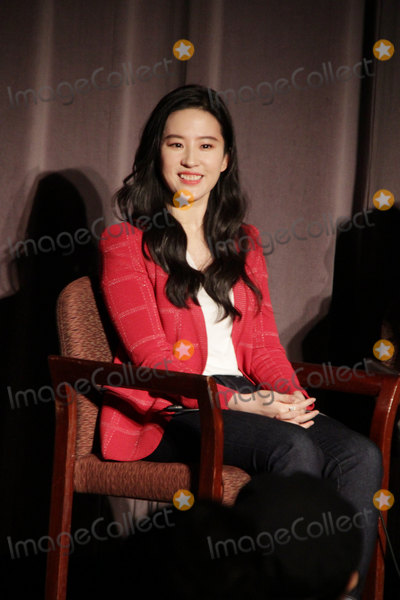 """Photo - Liu Yifei 03/07/2020 """"Mulan"""" Special Screening held at The Directors Guild of America Theatre in Los Angeles, CA Photo by Izumi Hasegawa / HollywoodNewsWire.net"""