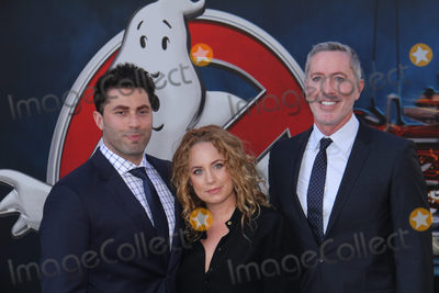 Adam Ray, TCL Chinese Theatre, Jessica Chaffin, Jessica Chaffin Photo - Adam ray, Jessica Chaffin, Michael McDonald 07/09/2016 The Los Angeles Premiere of Ghostbusters held at the TCL Chinese Theatre in Hollywood, CA Photo by Izumi Hasegawa / HollywoodNewsWire.co