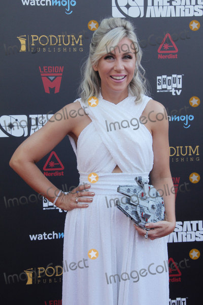 Ashley Eckstein, Saturn Awards Photo - Ashley Eckstein 
