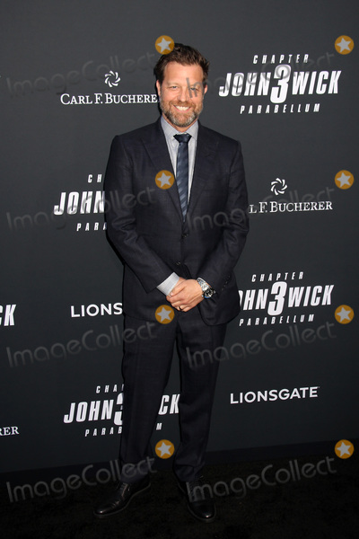 David Leitch, TCL Chinese Theatre, John Wicks Photo - David Leitch 