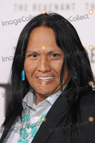 TCL Chinese Theatre, Arthur Redcloud Photo - Arthur Redcloud 