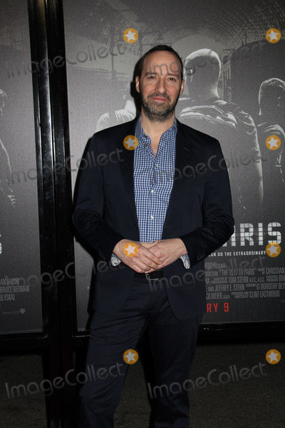 """Tony Hale Photo - Tony Hale 02/05/2018 The World Premiere of """"The 15:17 to Paris"""" held at The SJR Theater at Warner Bros. Studios in Burbank, CA Photo by Izumi Hasegawa / HollywoodNewsWire.co"""