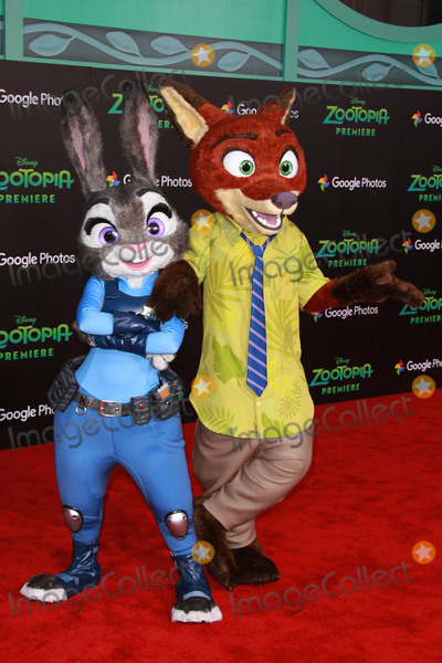 Zootopia Premiere Photo - atmosphere 