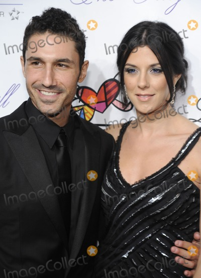 Ethan Zohn, Jenna Morasca Photo - TV personalities Ethan Zohn and Jenna Morasca (R) attend the 'Angel Ball 2010' in New York City, on October 21, 2010.
