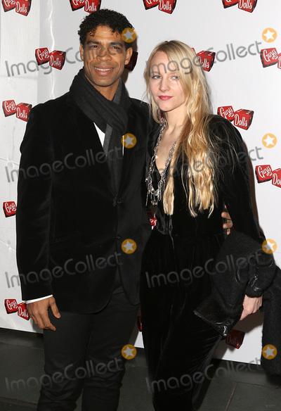 Carlos Acosta Photo - London, UK. Carlos Acosta & Charlotte Acosta at Guys & Dolls - Press Night, at The Savoy Theatre, London UK, 06 January 2016. Ref: LMK394-58765-070116Brett D. Cove/Landmark Media. WWW.LMKMEDIA.COM.