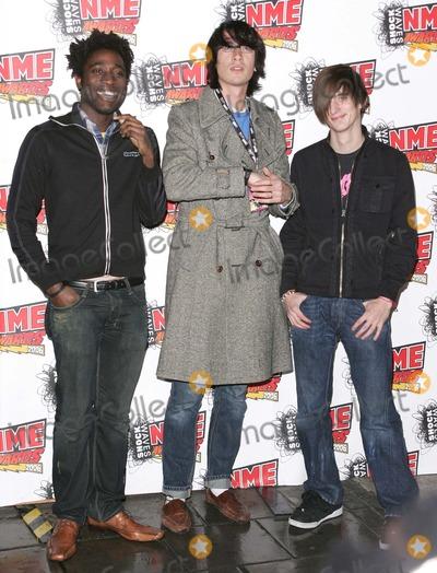 Bloc Party Photo - London. Bloc Party at the NME Shockwave Awards at Hammersmith Palais.23 February 2006Keith Mayhew/Landmark Media