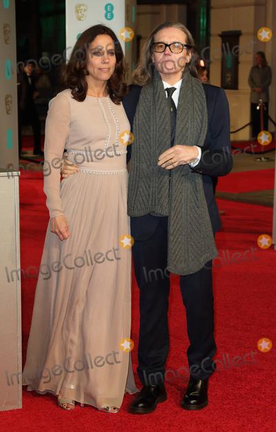 Stephen Woolley, Covent Garden Photo - London.UK. Stephen Woolley  at the EE British Academy Film Awards (BAFTA) 2016  at the Royal Opera House, Covent Garden, London. 14th February 14th 2016. Ref:LMK73-59988-150216. Keith Mayhew/Landmark Media. WWW.LMKMEDIA.COM