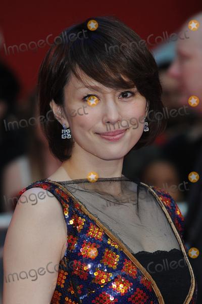 Photos and Pictures - London, UK. Ryoko Yonekura at ...