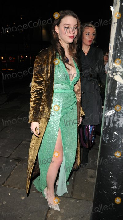 Anya Taylor-Joy Photo - London, UK. Anya Taylor-Joy  at the Rakuten TV Empire Awards 2018, The Roundhouse, Chalk Farm Road, London, England, UK, on Sunday 18 March 2018..Ref: LMK315-J1759-200318Can Nguyen/Landmark MediaWWW.LMKMEDIA.COM
