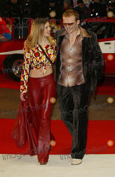 Natascha Mcelhone, Matt Dawson Photo - London. Matt Dawson, England Rugby player, and partner at the premiere of the new Starsky and Hutch film at the Odeon, Leicester Square.11 March 2004.ALEXANDRE/LANDMARK MEDIA LMK