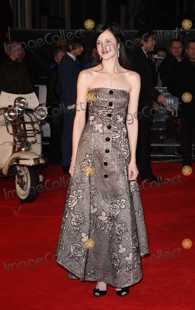 Andrea Riseborough, Leicester Square Photo - London, UK. Andrea Riseborough at the European Premiere of 'Brighton Rock' at the Odeon West End, Leicester Square. 1st February 2011.