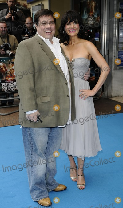 Andy Fickman, Carla Gugino Photo - London.UK.  Carla Gugino and Andy Fickman at the UK premiere of the film  'Race to Witch Mountain'  held at the Odeon West End cinema.
