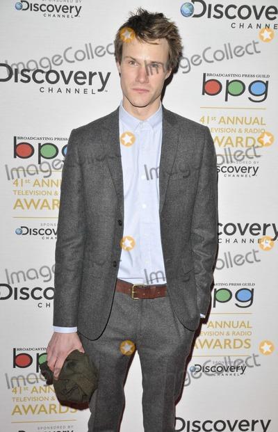 Hugh Skinner Photo - London. 130315.Hugh Skinner at the Broadcasting Press Guild ( BPG ) TV & Radio Awards 2015 held at Theatre Royal, Drury Lane.13 March 2015Ref: LMK315-50705-140315Can Nguyen/Landmark MediaWWW.LMKMEDIA.COM