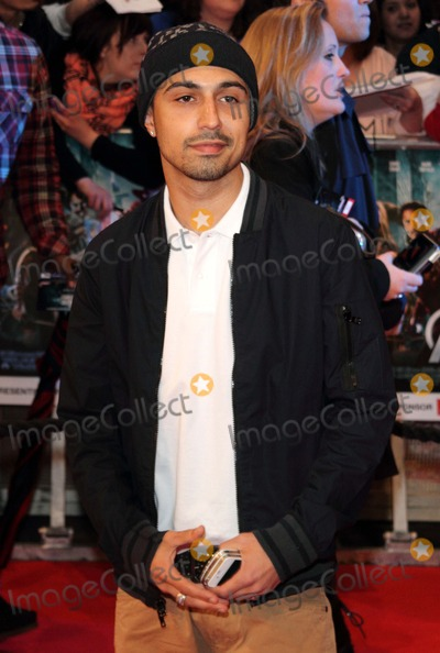 Adam Deacon Photo - London. UK.  Adam Deacon   at the European Premiere of The Avengers  at the Vue, Westfield Shopping Centre, London. 19th  April 2012.