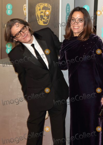 Stephen Woolley, Albert Hall Photo - London, UK.  Stephen Woolley at EE British Academy Film Awards at the Royal Albert Hall, Kensington, London on Sunday February 10th 2019