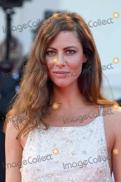 Anna Mouglalis, Anna Maria Perez de Taglé Photo - Venice.Italy. Anna Mouglalis   at the Opening Ceremony and the Downsizing Premiere at the 74th Venice Film Festival. 30th August 2017. 