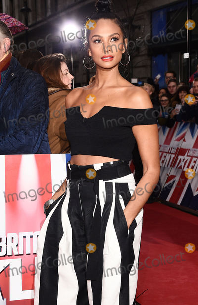 Alesha Dixon Photo - London, UK Alesha Dixon at Britain's Got Talent photocall held at The London Palladium, Argyll Street, London on Sunday 29 January 2017