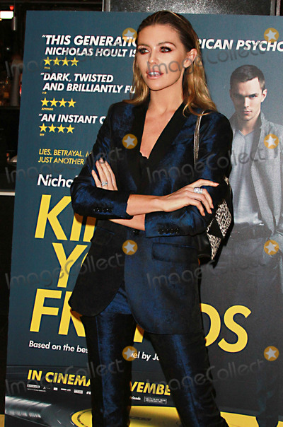 Abbey Clancy Photo - London, UK. Abbey Clancy at  Kill Your Friends - VIP Film Screening, at Curzon Soho, London UK, 27 October 2015.Ref: LMK394-58407-281015Brett Cove/Landmark Media WWW.LMKMEDIA.COM.