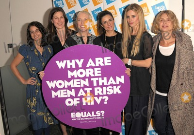 Annie Lennox, Laura Bailey, Maryam D'Abo, Peaches, Rachel Williams, Livia Firth Photo - London, UK. Esme Peach, Rachel Williams, Annie Lennox, Livia Firth, Laura Bailey and Maryam D'abo at the Oxfam Gala Screening at the Birds Eye View Film Festival, held at the ICA Carlton House Terrace London. 13th March 2011.