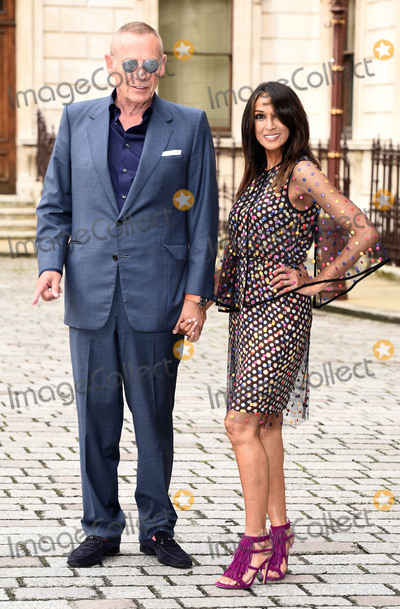 Jackie St.Claire Photo - London, UK. Carl Michaelson and Jackie St Clair at The Royal Academy Of Arts Summer Exhibition VIP Preview held at The Royal Academy Of Arts, Burlington House, Piccadilly, London on Tuesday 7 June 2016 Ref: LMK392 -60292-080616Vivienne Vincent/Landmark Media. WWW.LMKMEDIA.COM.