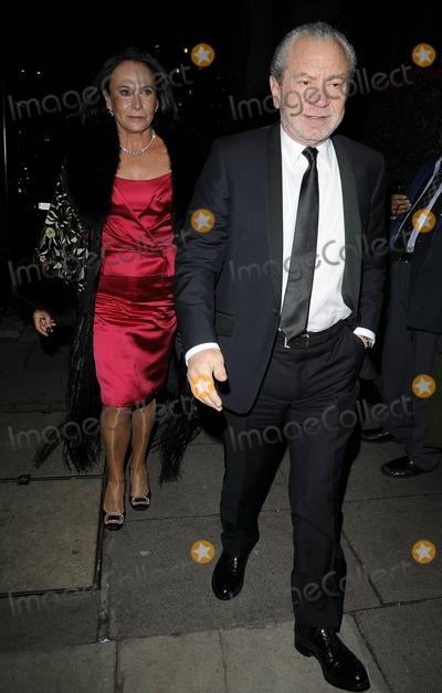 Alan Sugar Photo - London.UK.  Lord Alan Sugar and wife Ann Sugar at 'The Morgans Awards 2009' held at the Madarin Oriental Hotel in Knightsbridge, west London. 1 December 2009.Can Nguyen/Landmark Media