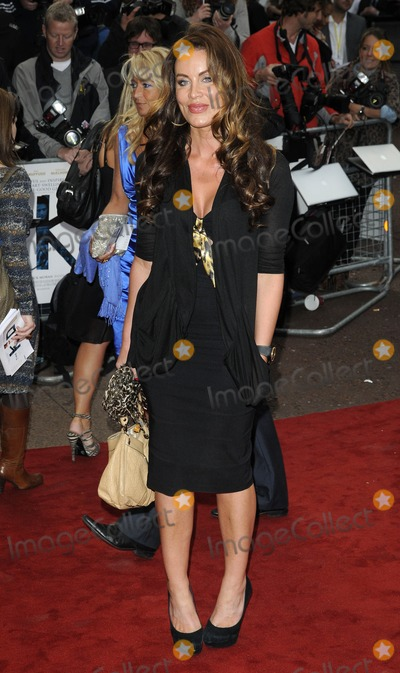Leicester Square Photo - London, UK. Jo-Emma Larvin at the UK premiere of the film The Kid held at the Odeon West End cinema in Leicester Square. 15th September 2010. Can Nguyen/Landmark Media