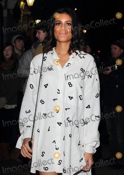 Aluna Francis, Aluna  Francis Photo - London, UK. Aluna Francis arriving at the Brit Awards 2013 Nominations Launch at the Savoy Hotel, The Strand, London. January 10th 2013.Keith Mayhew/Landmark Media.