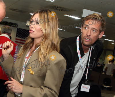 Peter Crouch, Abbey Clancy Photo - London.UK.  Abbey Clancy and Peter Crouch   at BGC Charity Day 2019 at Canary Wharf, London. 11th September 2019.Ref:LMK73-S2830-120919Keith Mayhew/Landmark MediaWWW.LMKMEDIA.COM