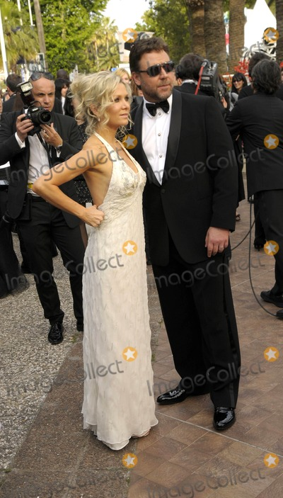 Photos and Pictures - Cannes, France  Danielle Spencer and Russell