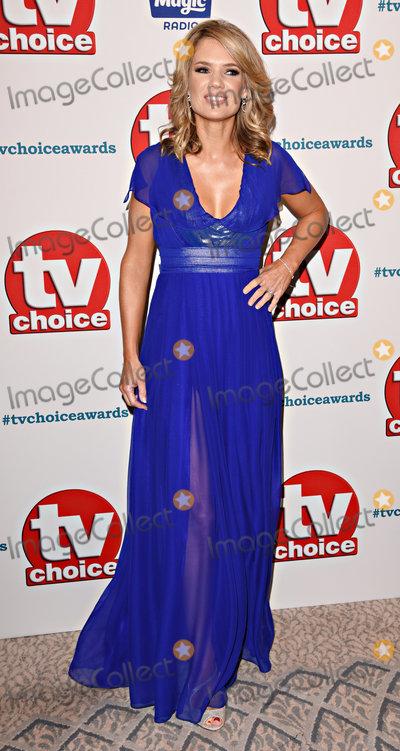 Charlotte Hawkins Photo - London, UK. Charlotte Hawkins at The TV Choice Awards held at The Dorchester Hotel, London on Monday 10 September 2018Ref: LMK392-J2580 -110918Vivienne Vincent/Landmark Media. WWW.LMKMEDIA.COM.