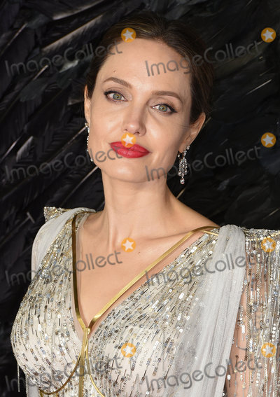 Angelina Jolie, ANGELINA JOLIE, Photo - London, UK. Angelina Jolie at Maleficent: Mistress Of Evil European Premiere held at BFI Imax, Waterloo on Wednesday  9 October 2019