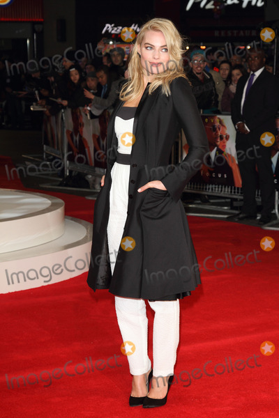 Margot Robbie Photo - London, UK. Margot Robbie at 'Focus' Special Screening at the Vue West End, Leicester Square, London on February 11th 2015