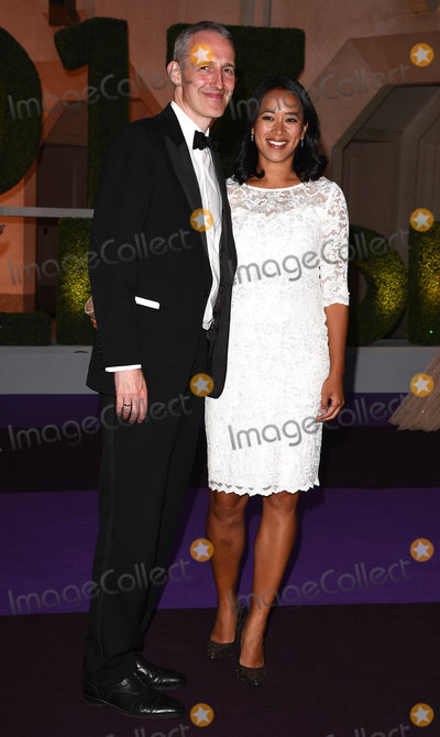 Anne Keothavong Photo - London, UK Andrew Bretherton and Anne Keothavong at The Wimbledon Champions Dinner held at The Guildhall, Gresham Street, London on Sunday 16 July 2017 