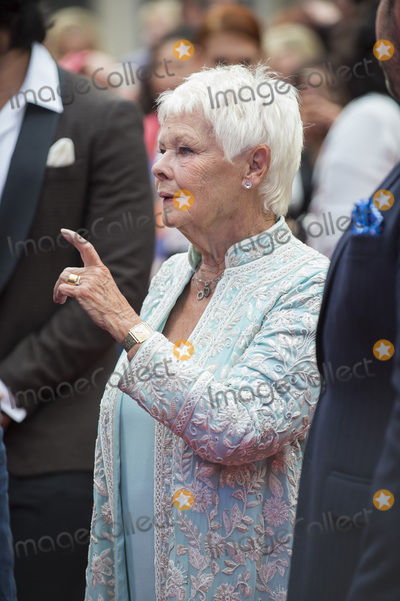 Judi Dench, Judy Dench, Gary Mitchell, Leicester Square Photo - London, UK. Judi Dench at the 'Victoria & Abdul' UK premiere held at Odeon Leicester Square on September 5, 2017 in London, England.Ref: LMK386-J706-060917Gary Mitchell/Landmark MediaWWW.LMKMEDIA.COM