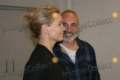 Kim Bodnia, Sofia Helin Photo - London. UK. Sofia Helin  and Kim Bodnia (The Bridge)     at the  Nordicana 2014 at Old Truman Brewery, London. The event is a weekend celebration of television and film created  by the Scandinavian nations of Norway, Denmark, Sweden and Iceland - also known as Nordic Noir. 1st February 2014.  Ref:LMK11-40546-020214 Landmark MediaWWW.LMKMEDIA.COM.