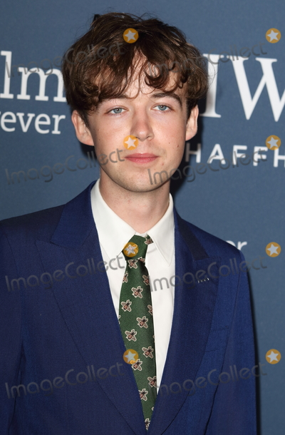 Alex Lawther Photo - London, UK. Alex Lawther at IWC Schaffhausen Gala Dinner in honour of the BFI at the Electric Light Station, Shoreditch, London on October 9th 2018.
