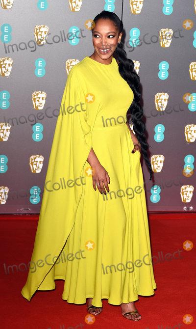 Naomi Ackie, Albert Hall Photo - London, UK. Naomi Ackie at the 73rd British Academy Film Awards held at The Royal Albert Hall, South Kennsington, on Sunday 2 February 2020 Ref: LMK392 -J6086-030220Vivienne Vincent/Landmark Media. WWW.LMKMEDIA.COM.