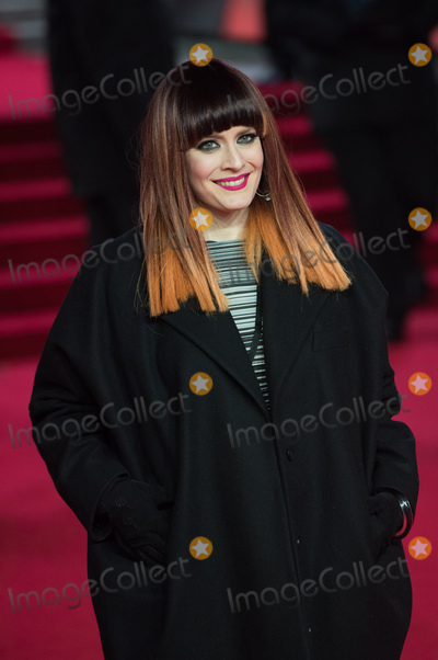 Ana Matronic, Albert Hall, Scissor Sisters, Ana Ivanoviæ Photo - London, UK. Ana Matronic of Scissor Sisters (Ana Lynch)  at  the European Premiere for Star Wars: The Last Jedi at Royal Albert Hall, London, England, UK on Tuesday 12 December 2017. 