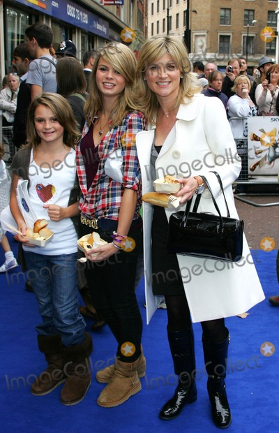 Anthea Turner, Leicester Square Photo - London, UK. Anthea Turner at the UK Premiere of new film 'Ratatouille' held at the Odeon West End, Leicester Square. 30th September 2007.Keith Mayhew/Landmark Media
