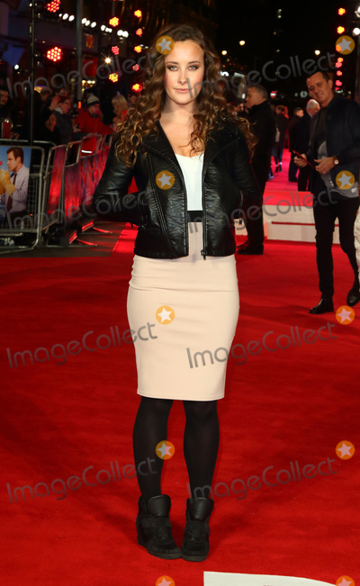 April Pearson Photo - London, UK. April Pearson at UK Premiere of Daddy's Home at Vue West End, Leicester Square, London, on December 9th 2015.