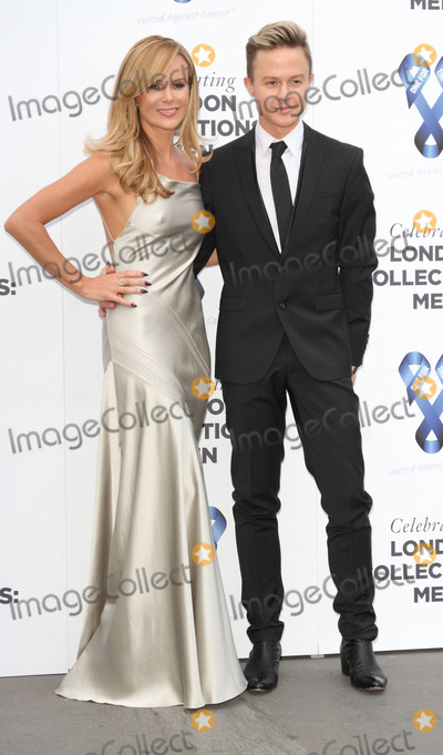 Amanda Holden Photo - London, UK. Amanda Holden at LCM S/S 2015: One For The Boys Charity Ball at the Natural History Museum, Kensington, London. 15th June 2014.