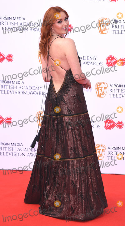 Arielle Free Photo - London, UK.  Arielle Free  at The British Academy Television Awards  2019held at  Festival Hall, Belvedere Road, London, on Sunday 12 May 2019  Ref: LMK392 -J4880-130519Vivienne Vincent/Landmark Media. WWW.LMKMEDIA.COM.
