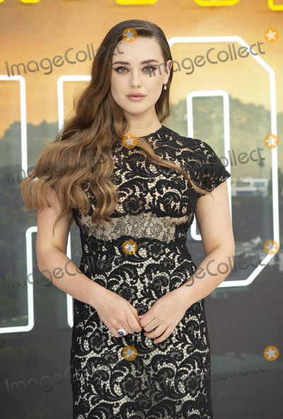 Katherine Langford, Gary Mitchell Photo - London, England.  Katherine Langford at  the UK Premiere of Once Upon a Time in Hollywood, Odeon Luxe Leicester Square, London, England. 30th July 2019.Ref: LMK386-J5279-310719Gary Mitchell/Landmark MediaWWW.LMKMEDIA.COM