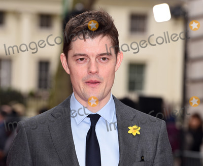 Sam Riley Photo - London, UK Sam Riley at Radioactive UK Premiere held at Cuzon Mayfair, London on Sunday 8 March 2020 Ref: LMK392-2982-080320Vivienne Vincent/Landmark Media. WWW.LMKMEDIA.COM.