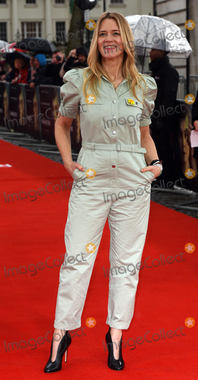 Edith Bowman Photo - London, UK Edith Bowman at Radioactive UK Premiere held at Cuzon Mayfair, London on Sunday 8 March 2020 Ref: LMK392-2982-080320Vivienne Vincent/Landmark Media. WWW.LMKMEDIA.COM.