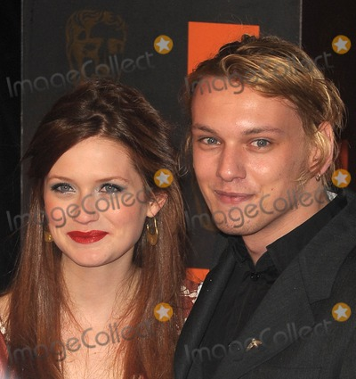 Bonnie Wright, Jamie Campbell, Jamie Campbell Bower, Jamie Campbell-Bower, Jamie Salé, Covent Garden Photo - London, UK. Bonnie Wright and Jamie Campbell Bower at the Orange British Academy Film Awards held at the Royal Opera House in Covent Garden. 13 February 2011.