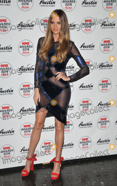 Alicia Rountree Photo - London, UK. Alicia Rountree at the NME Awards 2016 with Austin, Texas, O2 Academy Brixton, Stockwell Road, London, UK, on Wednesday 17 February 2016.Ref: LMK315-60003-180216CAN NGUYEN/Landmark Media. WWW.LMKMEDIA.COM.